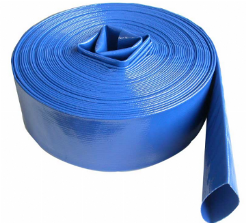 Swimming Pool Backwash Hose 2 inch - per metre (85mm wide when flat)